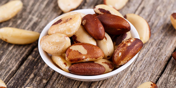 Brazil Nuts For Diabetic And Heart Health